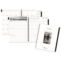 AT-A-GLANCE Executive Fashion Weekly/Monthly Planner Refill, 8 1/4 x 10 7/8, 2019 AAG7091510