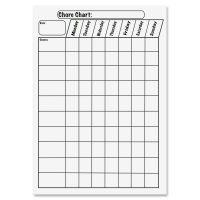 Ashley Big Magnetic Chore Chart ASH70003