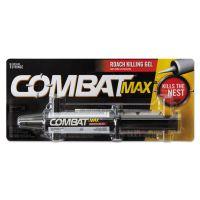 Combat Source Kill Max Roach Killing Gel, 1.6oz Syringe, 12/Carton DIA05452