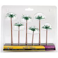 """Palm Trees 3"""" To 5"""" 6/Pkg NOTM488186"""