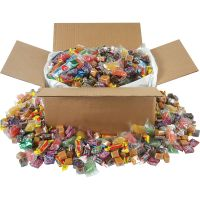 Office Snax Soft & Chewy Candy Mix, Individually Wrapped, 10 lb Values Size Box OFX00086