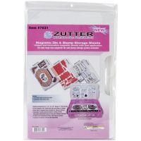 "Zutter Magnetic Sheets 12.25""X8.5"" NOTM104239"