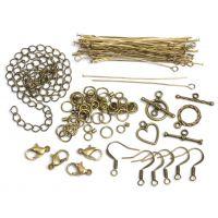 Jewelry Basics Metal Findings 145/Pkg NOTM479962