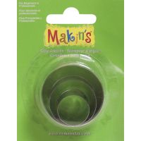 Makin's Clay Cutters 3/Pkg NOTM156464
