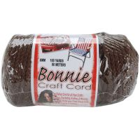 Bonnie Macrame Craft Cord 6mm X 100yd NOTM257521