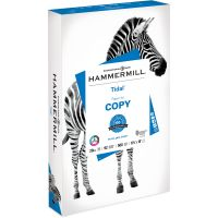 Hammermill Tidal MP Copy Paper, 92 Brightness, 20 lb, 8 1/2 x 14, White, 500 Sheets/Ream HAM162016