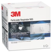 3M 8511PRO N95 Particulate Respirator MMM8511PRO