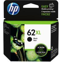 HP 62XL, (C2P05AN) High Yield Black Original Ink Cartridge HEWC2P05AN