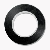 "COSCO Art Tape, Black Gloss, 1/8"" x 324"" COS098077"