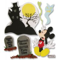 Disney Dimensional Stickers NOTM312394