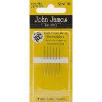 John James Bead Embroidery Hand Needles NOTM072147