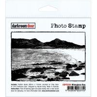 """Darkroom Door Cling Stamp 4.5""""X3"""" NOTM047845"""