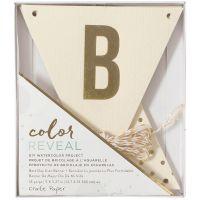 Color Reveal Watercolor Kit Banner 18/Pcs NOTM225499