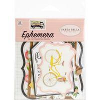 Spring Market Ephemera Cardstock Die-Cuts 33/Pkg NOTM335131