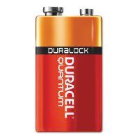 Duracell Quantum Alkaline Batteries, 9V, 12/BX DURQU1604BKD