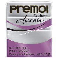 Premo! Sculpey Accents Polymer Clay NOTM218565