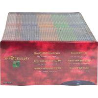 Compucessory Slim CD/DVD Jewel Cases CCS55403