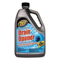 Zep Commercial Professional Strength Drain Opener, 1 gal Bottle ZPE1047518