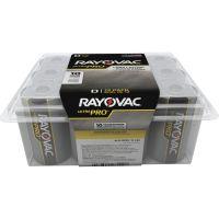 Rayovac Ultra Pro Alkaline D Batteries RAYALD12PPJCT