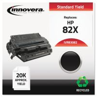 Innovera Remanufactured C4182X (82X) High-Yield Toner, Black IVR83082