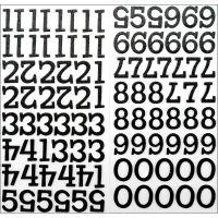 American Crafts Thickers Chipboard Glitter Alphabet Stickers NOTM460617