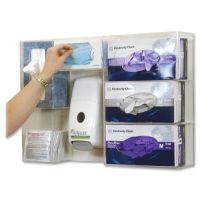 Cottage Dlx Professional Protection Station CTTCPPS061001