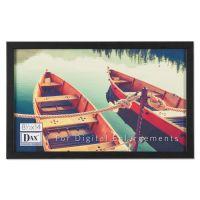 DAX Digital Frame, Black, 8 1/2 x 14 DAXN16814BT