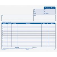 TOPS Purchase Order Form TOP3821