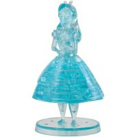 3-D Licensed Crystal Puzzle NOTM033440