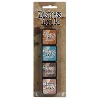 Ranger Distress Mini Ink Kits - Kit 6 NOTM394083
