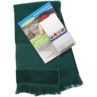 """Maxton Velour Guest Towel 14 Count 12""""X19.5"""" NOTM350792"""