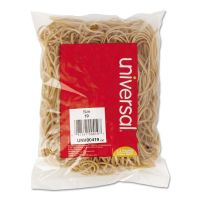 Universal Rubber Bands, Size 19, 3-1/2 x 1/16, 310 Bands/1/4lb Pack UNV00419