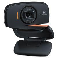 Logitech Webcam C525,720P HD, 8MP, Black/Silver LOG960000715