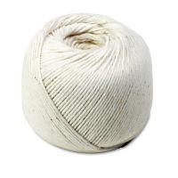 Quality Park White Cotton 10-Ply (Medium) String in Ball, 475 Feet QUA46171