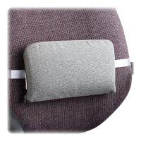 Master Mfg. Co The ComfortMakers Lumbar Support, Adjustable, Grey MAS92041