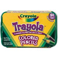 Crayola Trayola Colored Pencils NOTM490417