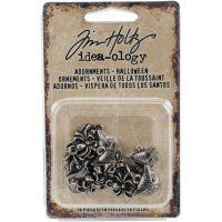 Idea-Ology Metal Adornments 16/Pkg NOTM078237