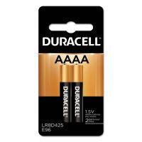 Duracell Ultra Photo AAAA Battery, 2/PK DURMX2500B2PK