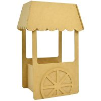 Beyond The Page MDF Small Candy Cart NOTM257942