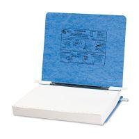 "ACCO PRESSTEX Covers w/Storage Hooks, 6"" Cap, 11 x 8 1/2, Light Blue ACC54122"