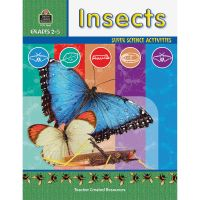 Insects Super Science Activities  TCR3661