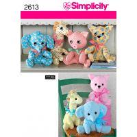 SIMPLICITY CRAFTS NOTM495607