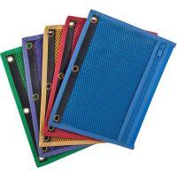 Oxford Zipper Binder Pockets OXF68500