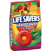 LifeSavers 5 Flavors Hard Candy Bag, 41 ounce LFS22732