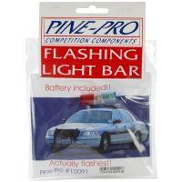 Pine Car Derby Flashing Light Bar W/Battery NOTM260326