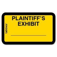 Tabbies Plaintiff's Exhibit Legal File Labels TAB58094