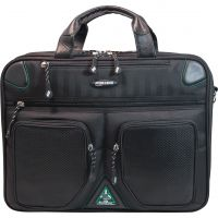 Mobile Edge ScanFast Checkpoint Friendly Briefcase 2.0 SYNX2733334