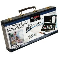 Beginner Acrylic Color Painting Set NOTM458231