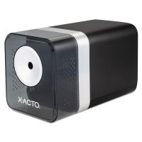 X-ACTO Power3 Office Electric Pencil Sharpener, Black EPI1744LMR