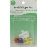 Invisible Zipper Foot NOTM081569